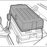 Блок предохранителей и реле Шевроле Эпика