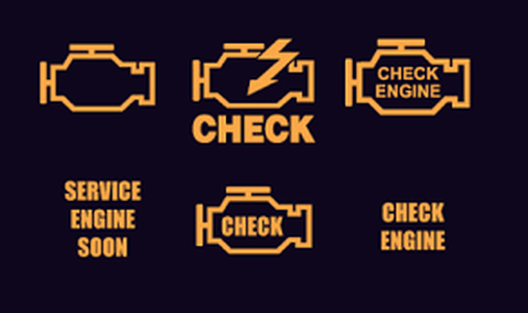 Горит «Check Engine» Шевроле Каптива