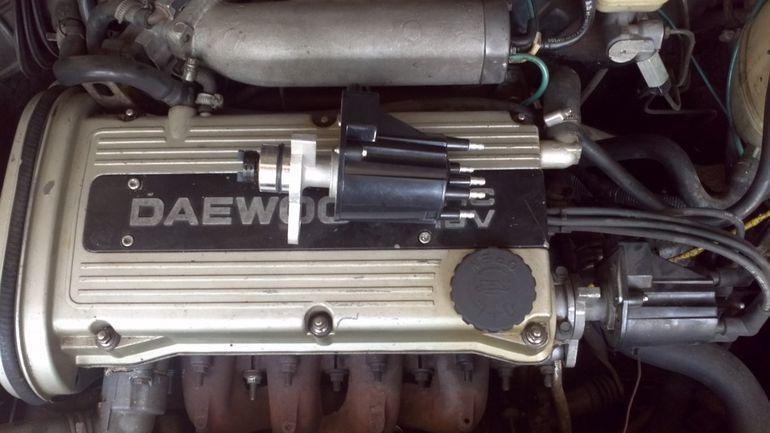 Двигатель Дэу Эсперо