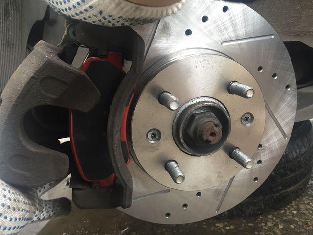 Какие тормозные диски подходят на Киа Рио