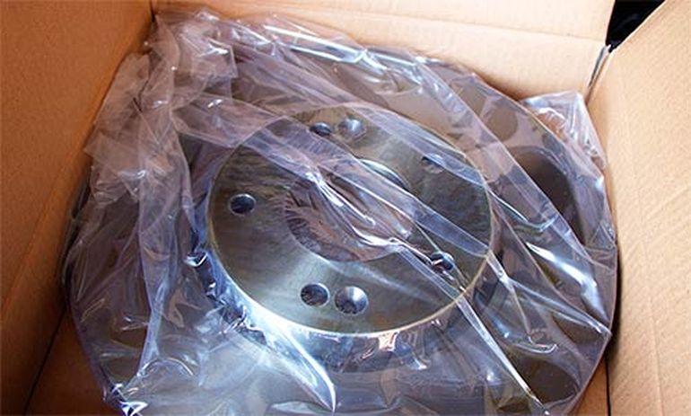 Тормозные диски для Киа Спортейдж 3