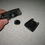 Замена батарейки в ключе Шевроле Круз