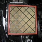 Воздушный фильтр Шевроле Круз