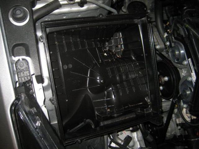 Корпус воздушного фильтра Шевроле Круз