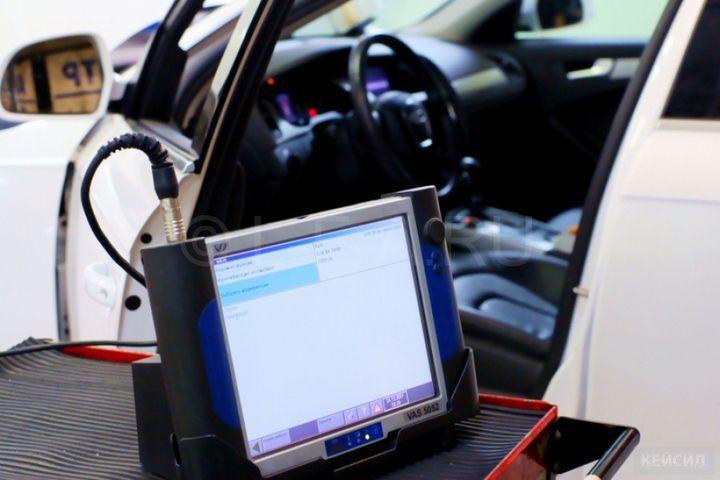 Диагностика и коды ошибок ЭБУ Hyundai Elantra