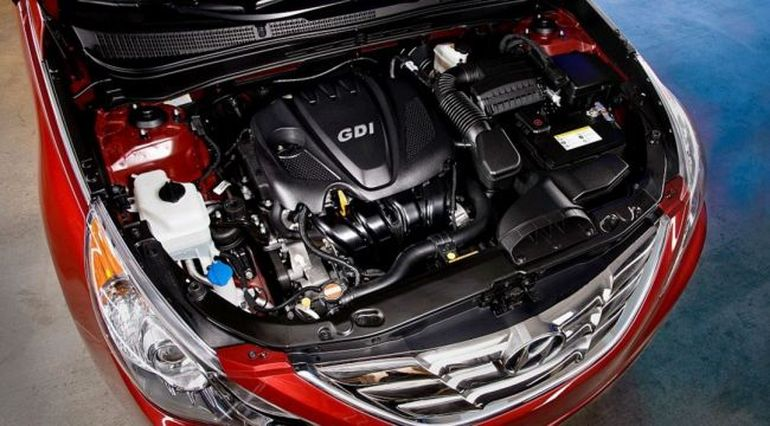 Двигатель Kia Magentis G4KD