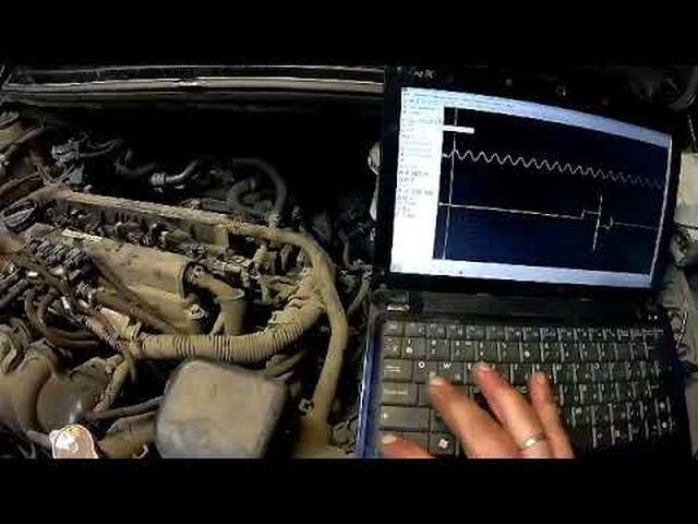 Горит «Чек» двигателя Киа Сид