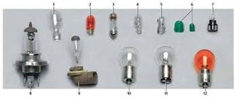 Лампы для Хендай Гетц