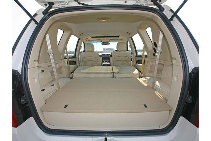 Объём багажника СсангЙонг Рекстон