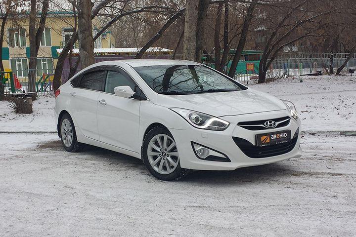 Размер дворников Hyundai Elantra