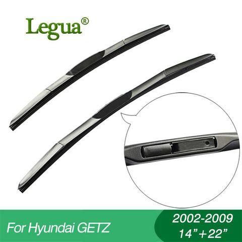 Размер дворников Hyundai Getz