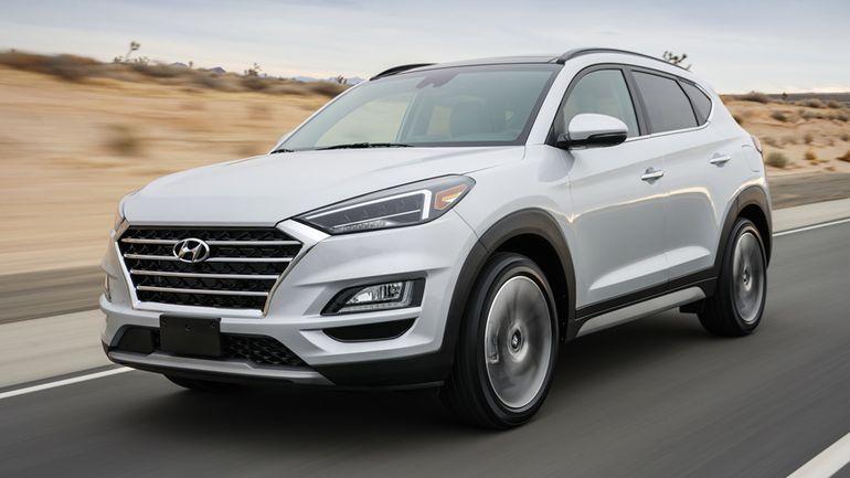 Размер дворников Hyundai Tucson