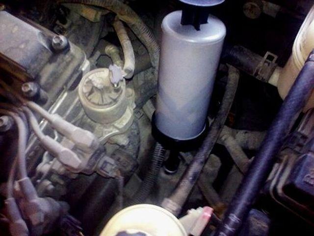 Замена масла в коробке Chevrolet Lacetti