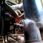 Сливная пробка радиатора Дэу Неския