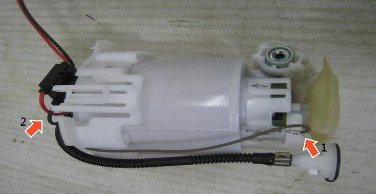 Замена топливного фильтра на автомобиле Hyundai Creta