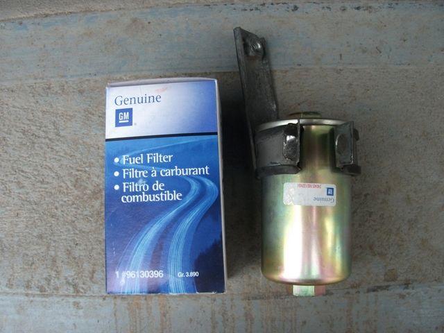 Замена фильтра бензонасоса на Daewoo Nexia пошаговая инструкция и фото