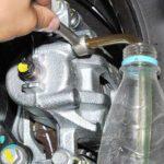 Замена тормозной жидкости Хендай Солярис
