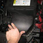 Замена воздушного фильтра Хендай Ix35