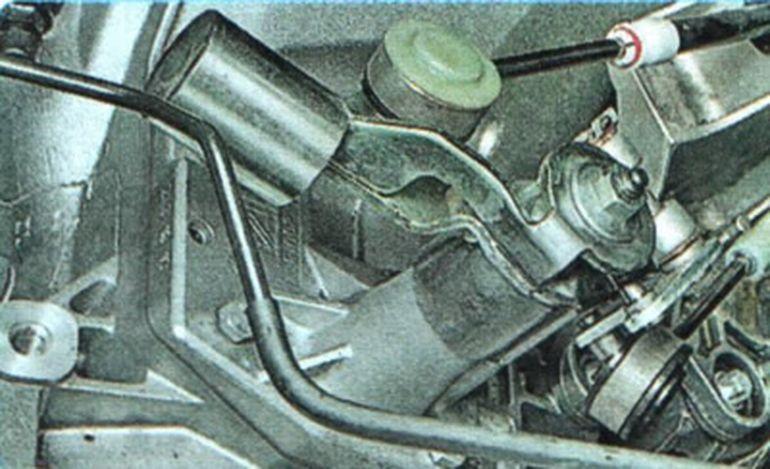 Конструкция механической коробки передач Шевроле Авео