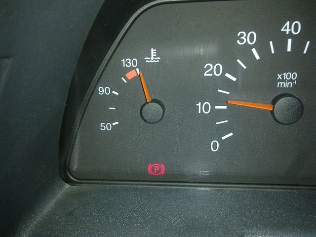 Замена датчика температуры двигателя Каптива