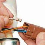 Замена датчика уровня топлива Ланос