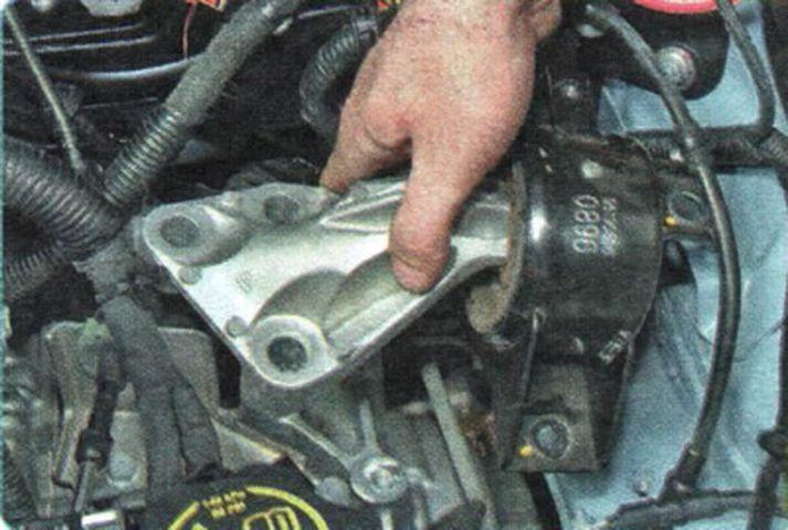 Замена механической коробки передач Шевроле Авео