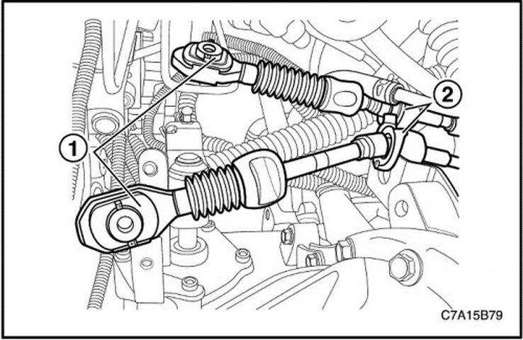 Замена механической коробки передач Шевроле Каптива