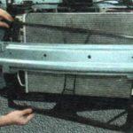 Замена радиатора системы охлаждения Шевроле Авео