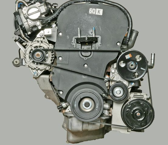 Схема ремня генератора Шевроле Лачетти