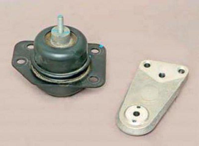 Замена подушки (опоры) двигателя Шевроле Лачетти