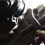 Замена рулевой тяги Матиз