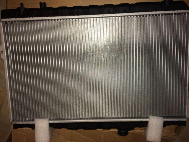 Замена радиатора системы охлаждения Хендай Элантра