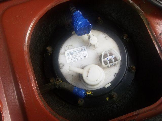Замена топливного фильтра на автомобиле Hyundai Getz
