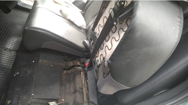 Замена топливного фильтра на автомобиле Hyundai Tucson