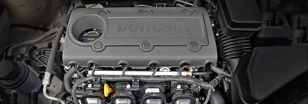 Двигатель Hyundai Tucson G4KE