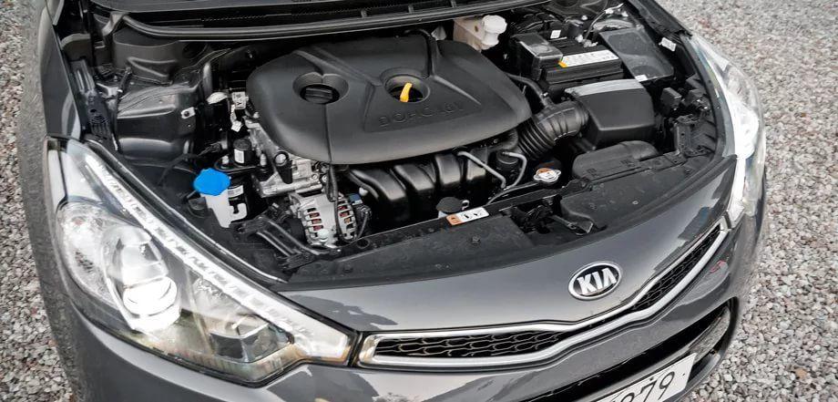 Двигатель Киа Церато