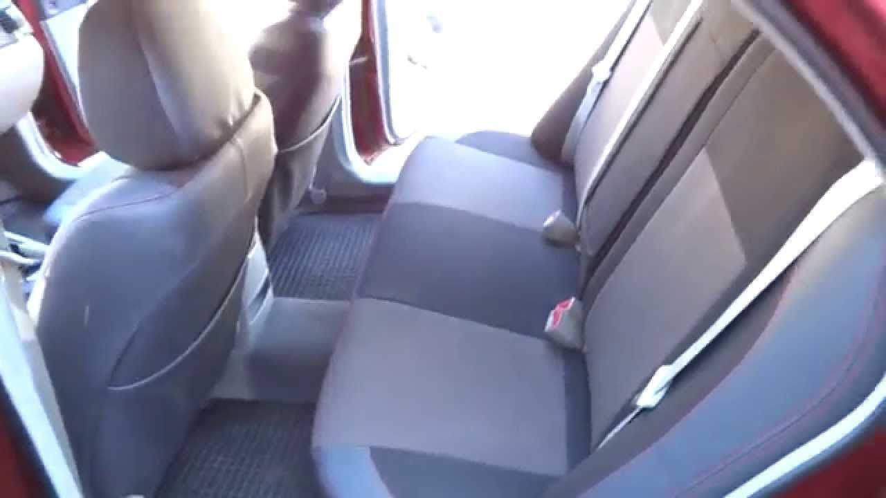 Как снять заднее сиденье Киа Церато