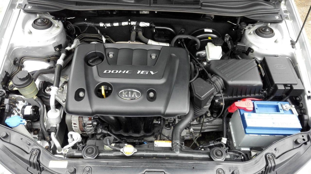 Какое масло лить в двигатель Киа Церато