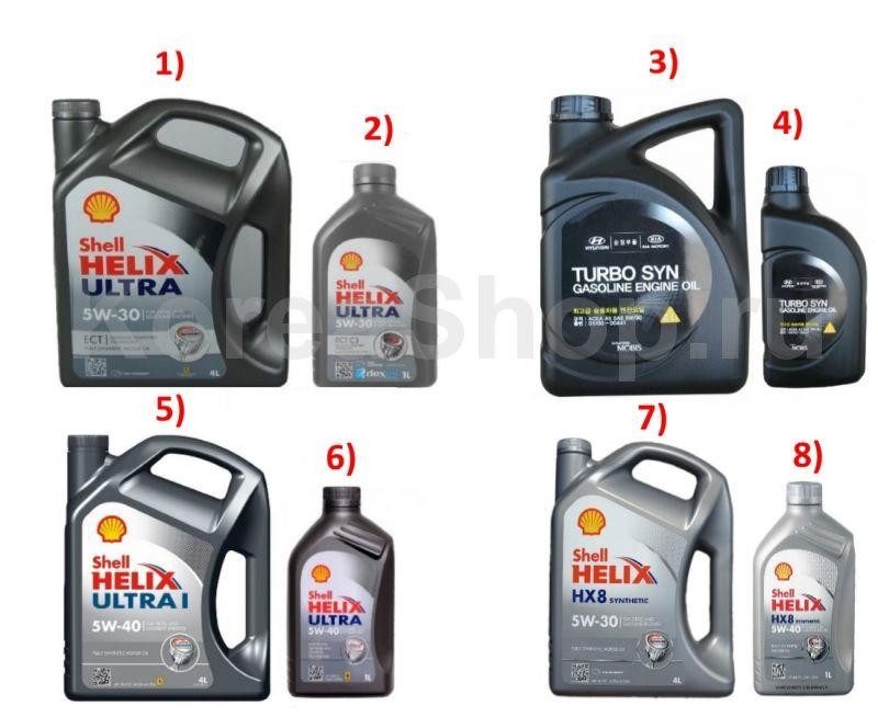 Какое масло лить в двигатель Киа Сид