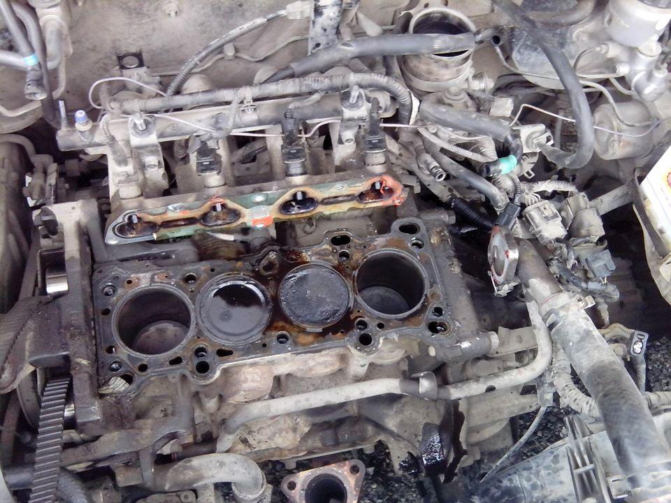 Троит двигатель Киа Сид