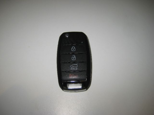 Замена батарейки в брелке Киа Соул