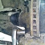 Замена передних тормозных колодок Киа Церато
