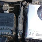 Замена воздушного фильтра Киа Оптима