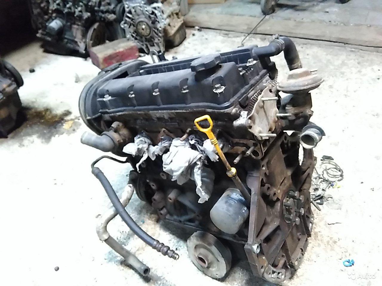 Контрактный двигатель Джентра