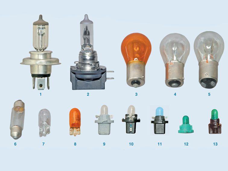 Лампы для Дэу Джентра