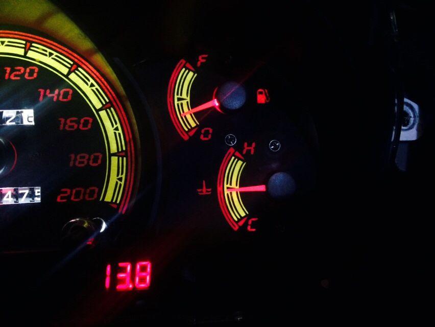 Рабочая температура двигателя Хендай Акцент