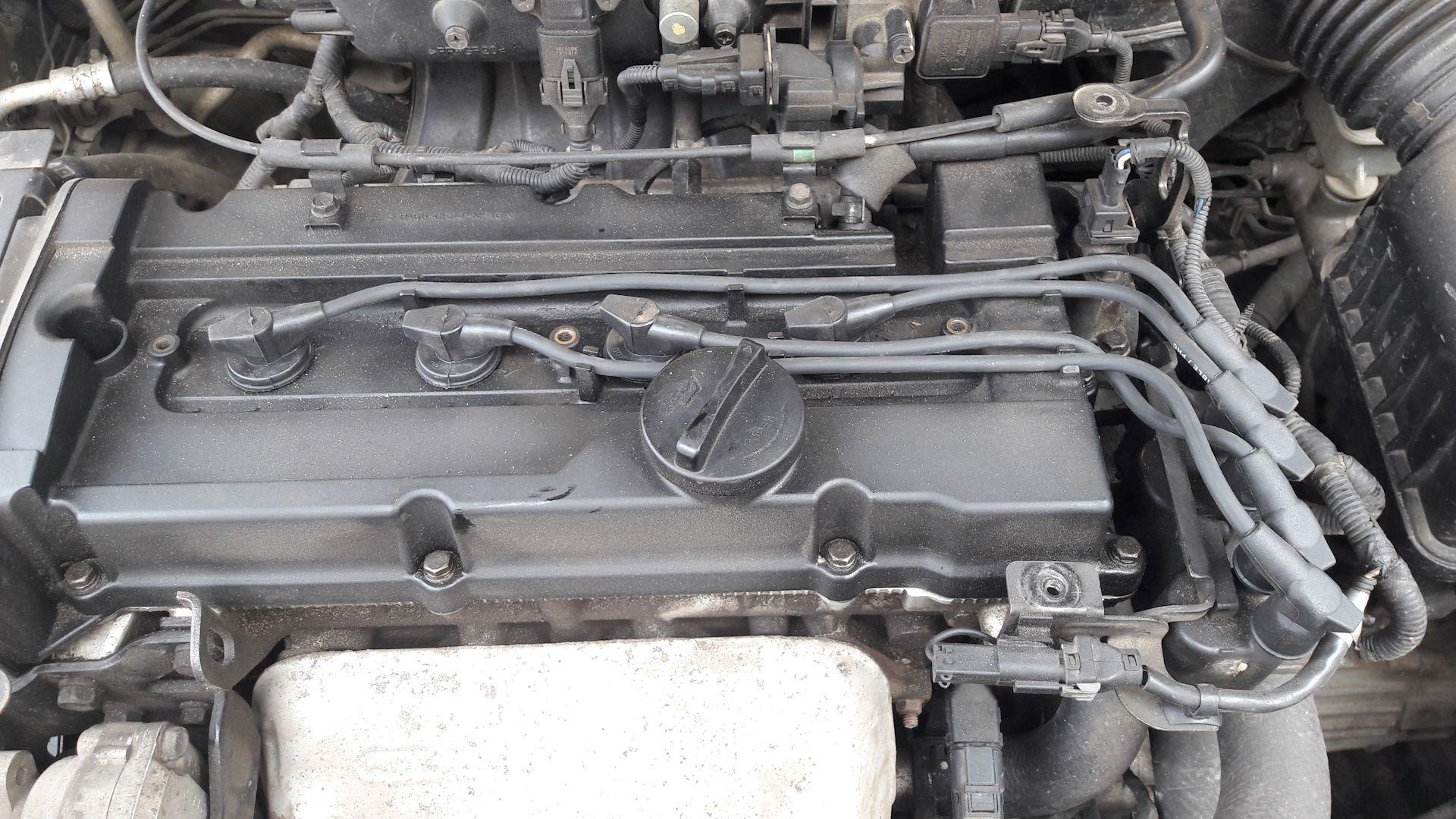 Троит двигатель Киа Церато