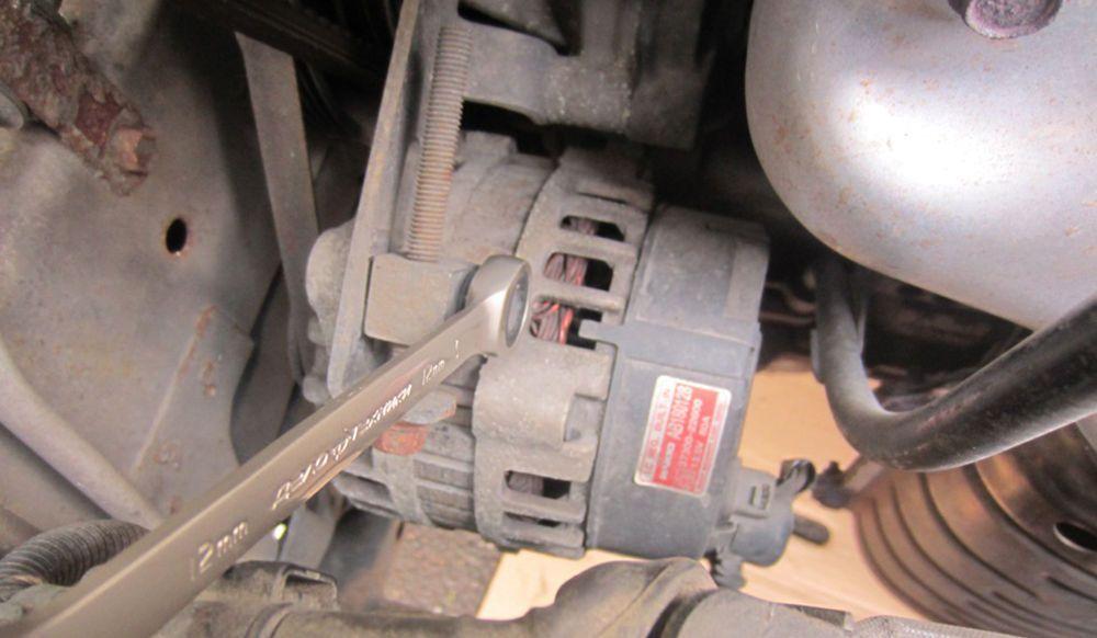 Инструкция по замене ремня кондиционера Hyundai Accent