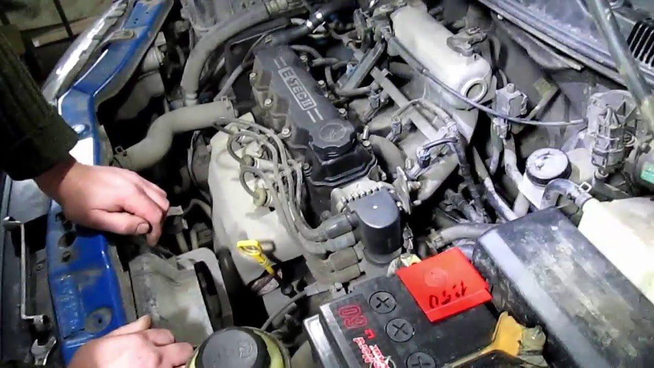 Двигатель не заводится, не крутит стартер Шевроле Авео