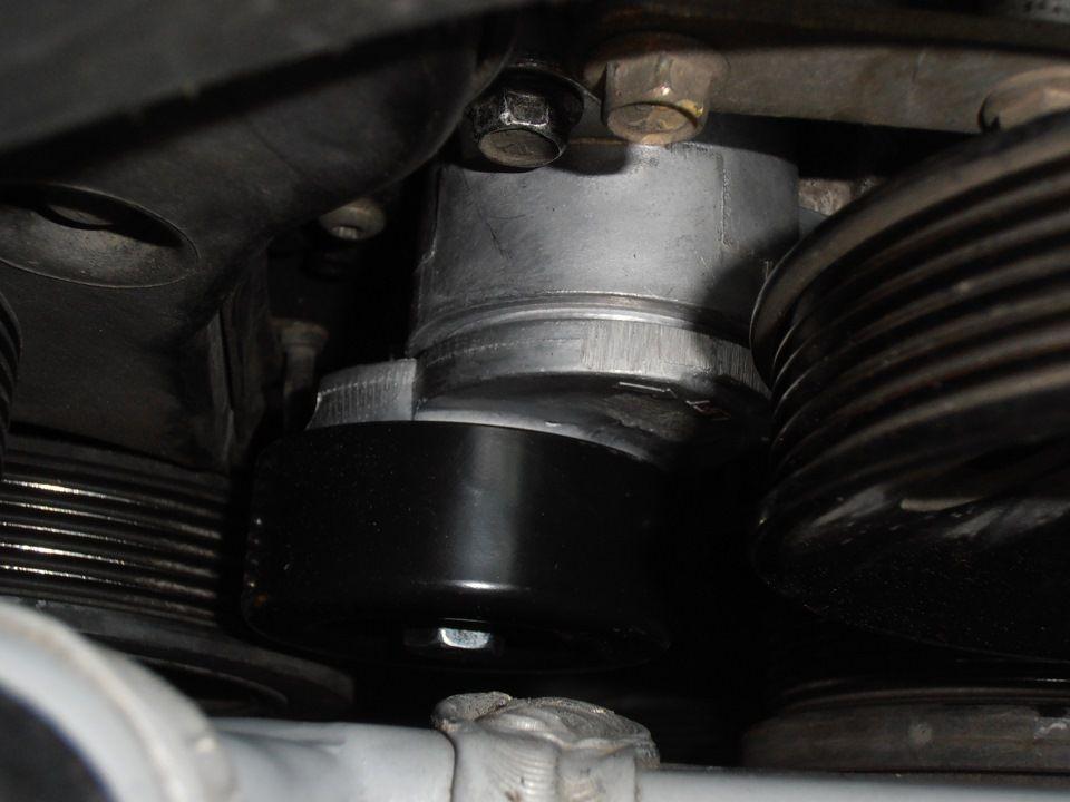 Устанавливаем новый насос ГУР Chevrolet Lacetti